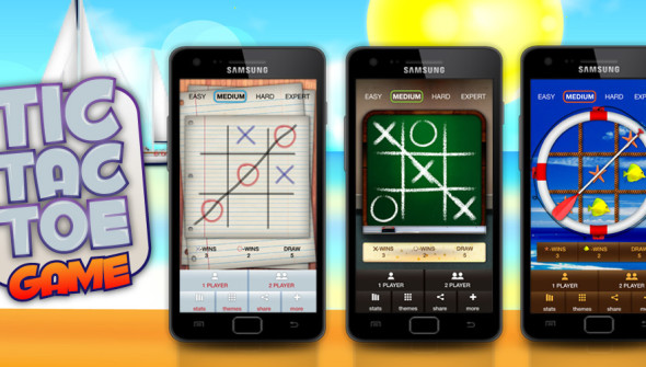 Tic Tac Toe Game Free iOS