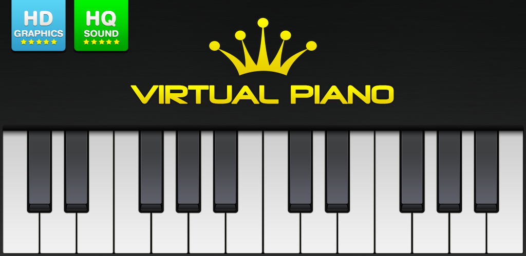 Virtual Piano Keyboard Free iOS
