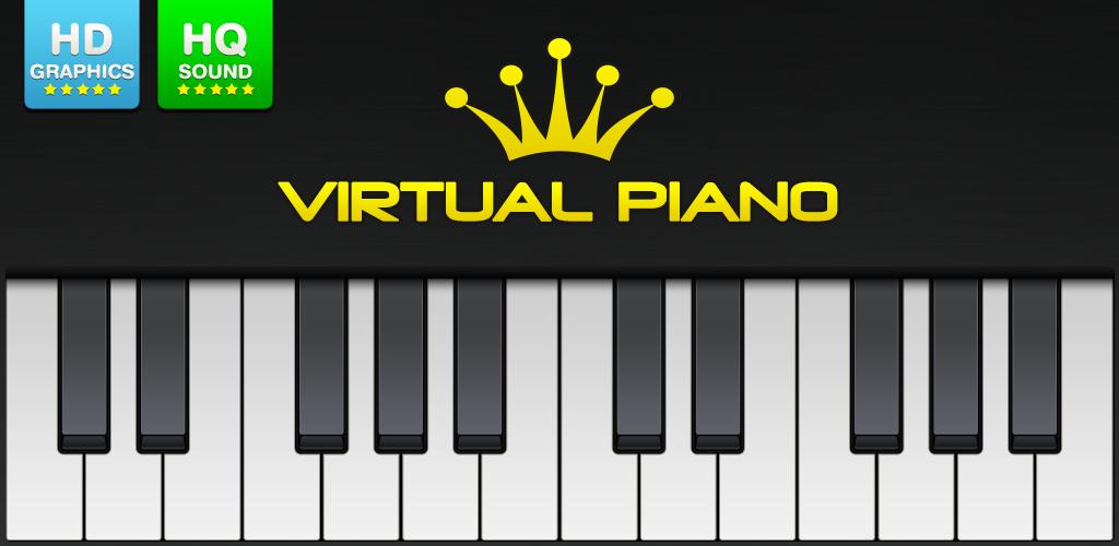 Virtual Piano Keyboard Free iOS