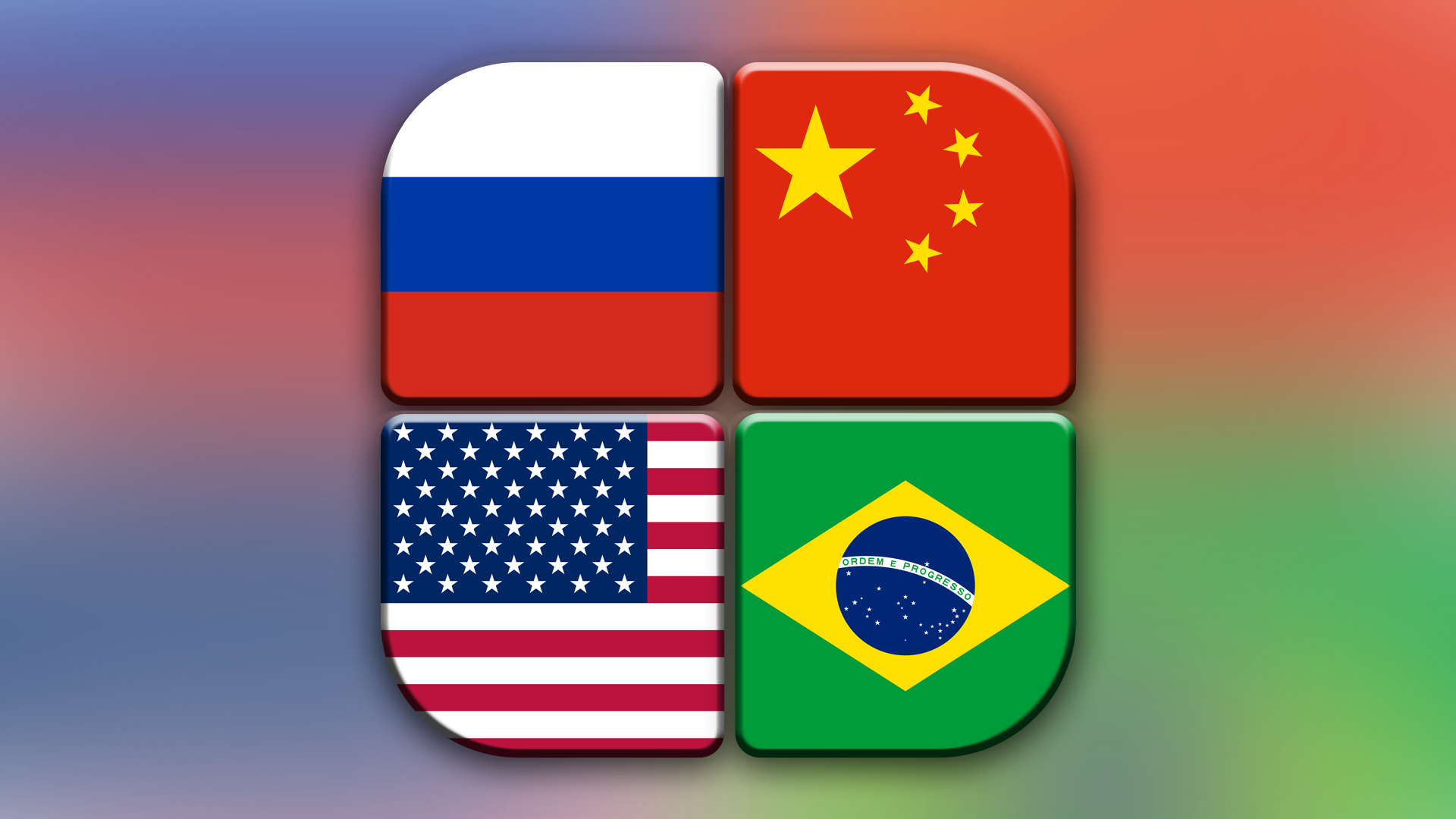 Puzzle - National Flag Games